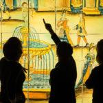 Foto de l'exposició Barcelona 1700. De les pedres a les persones