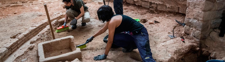 ArqueoBorn. Intervenció arqueològica 2019