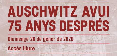 Auschwitz avui, 75 anys després_460x220