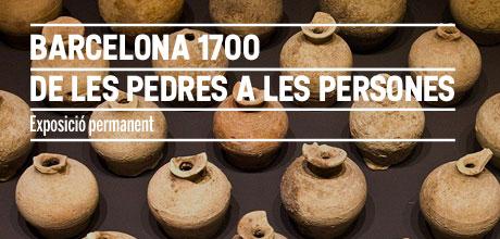 Exposició permanent. Barcelona 1700_460x220