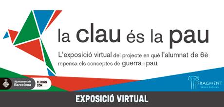 Exposició virtual La clau és la pau
