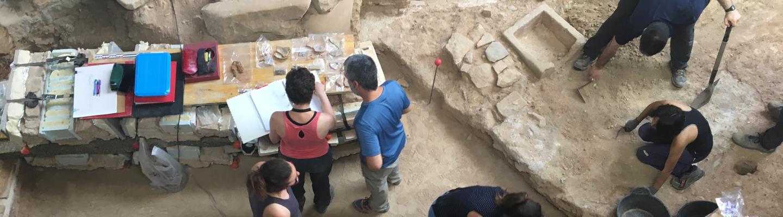 ArqueoBorn. Intervenció arqueològica 2020