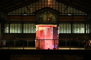Imatge de la instal·lació dins El Born CCM