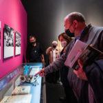 Inauguració de l'exposició 'Per una educació en llibertat. Barcelona i l'escola. 1908-1979'