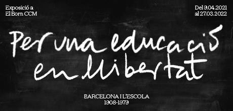 460x220_ exposició Per una educació en llibertat
