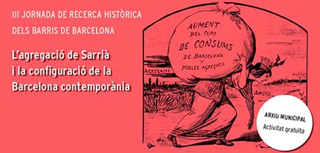 460x220_Jornada Arxiu Municipal de Barcelona