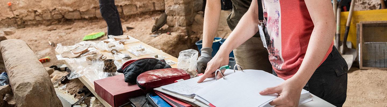 ArqueoBorn. Intervenció arqueològica - El Born CCM