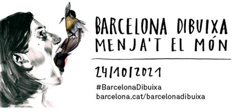 460x220_Barcelona Dibuixa 2021