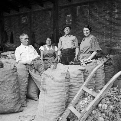 Grup de treballadors