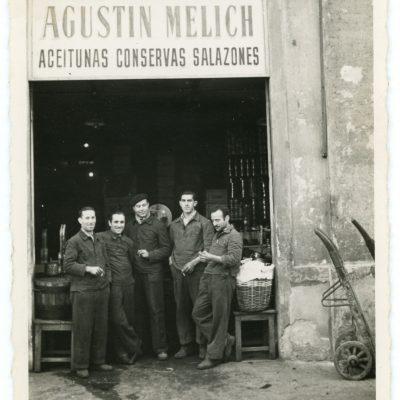 Botiga Agustin Melich