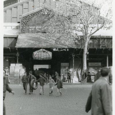 plaça comercial