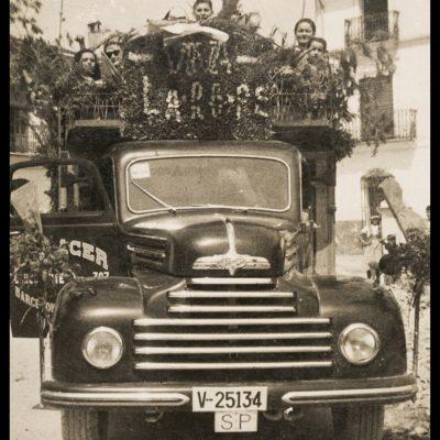 Camió de la família Llàcer
