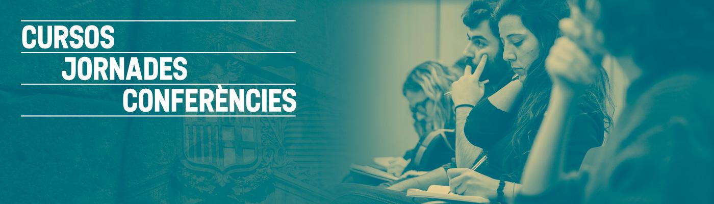 Curos, jornades i conferències