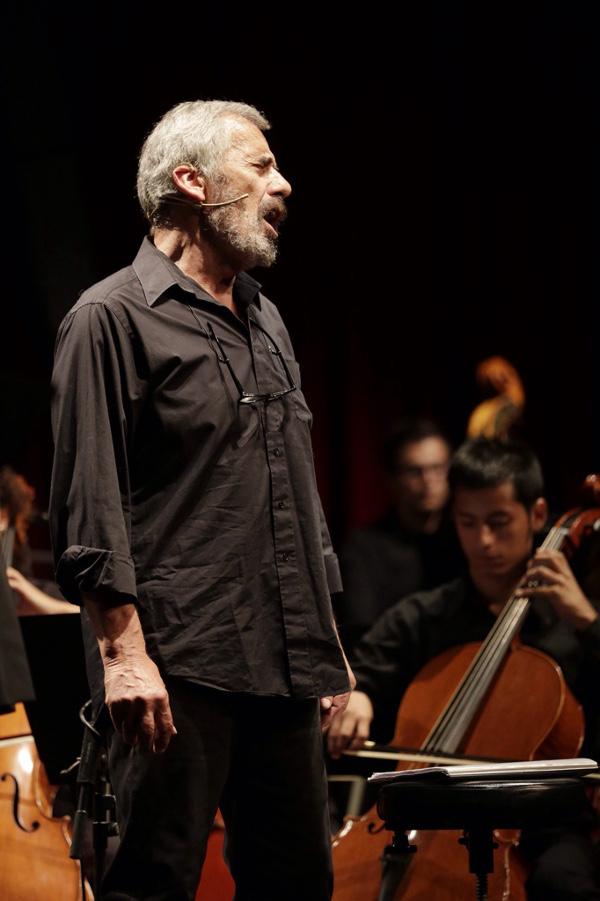 Miquel Gil - Orquestra Àrab De Barcelona - - Miguel Gil En Concert