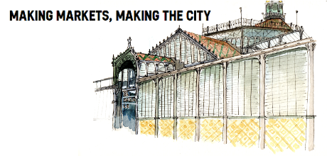 Making markets, making the city