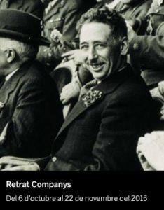 Retrat Companys - El Born CCM