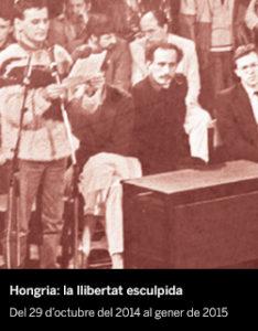 Hongria: la llibertat esculpida - El Born CCM