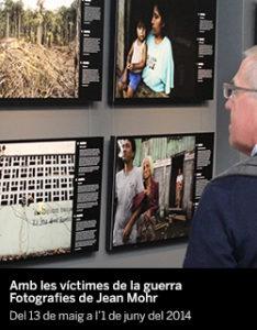 Amb les víctimes de la guerra - El Born CCM