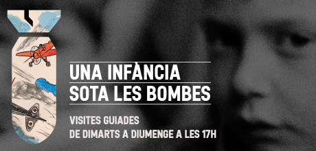 Expo bombes Visites guiades