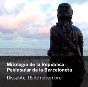Mitologia de la República Peninsular de la Barceloneta