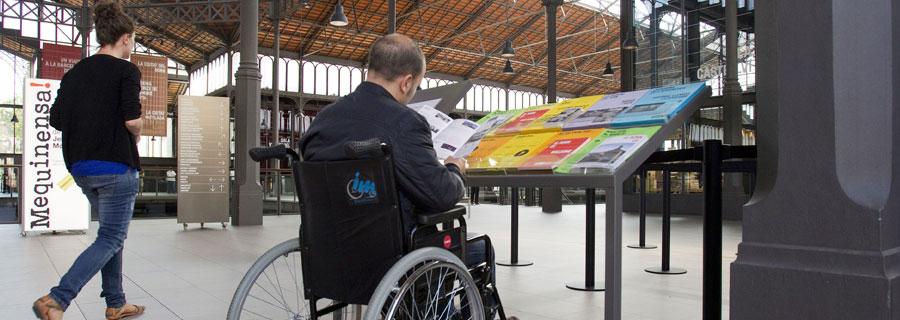 Accessibilitat - El Born CCM