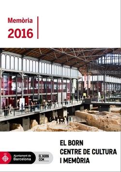 Memòria anual del centre 2016