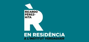 Ricardo Pérez-Hita En Residència a l'Institut Verdaguer
