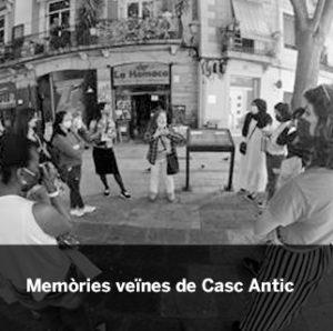 Memòries veïnes de Casc Antic - El Born CCM